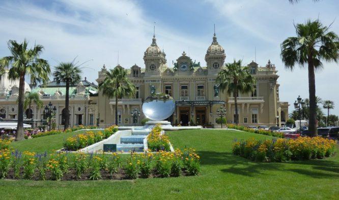Vakantie Monte Carlo