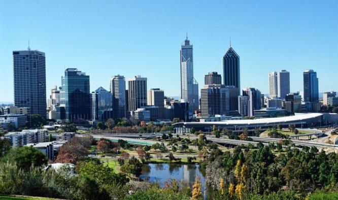 Vakantie Perth Australië