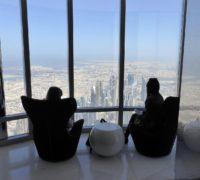 Effe chillen in Dubai