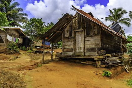 Village in Surinam
