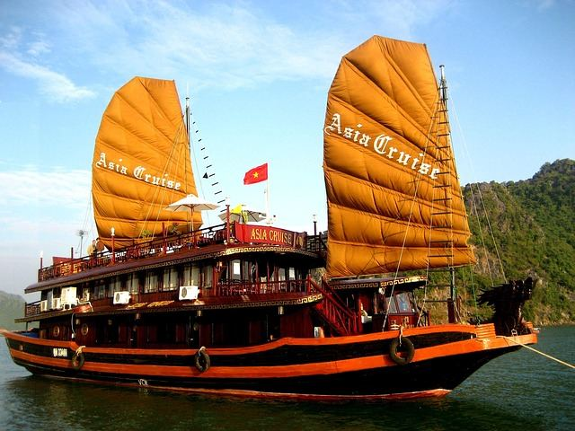 vietnamese-ship-601607_640