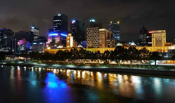 Vakantie Melbourne Australië