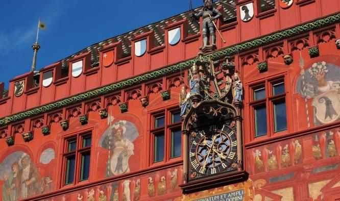 Vakantie Basel