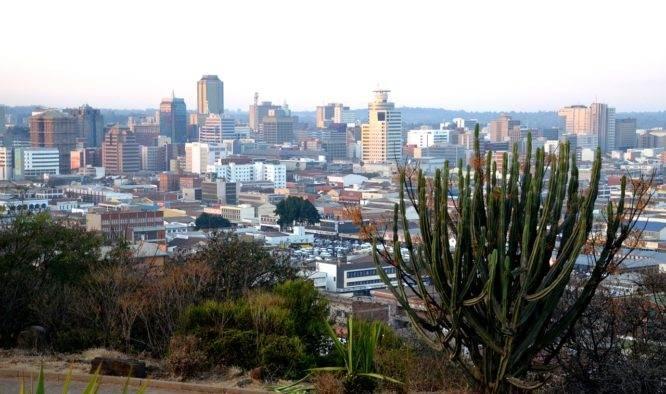 Vakantie Harare Zimbabwe