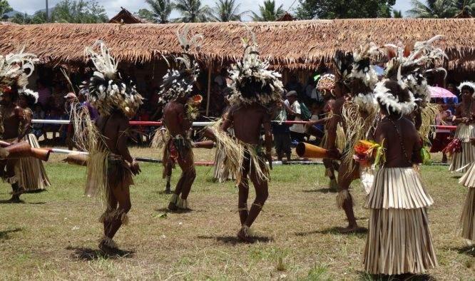 rondreis Papoea-Nieuw-Guinea