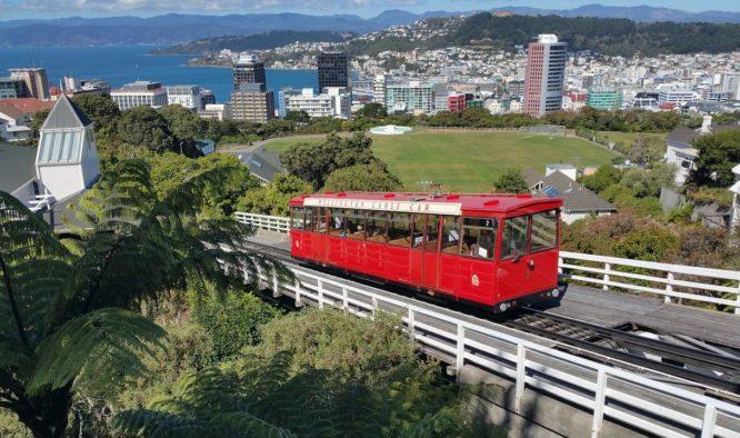 Vakantie Wellington Nieuw-Zeeland