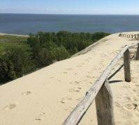 Vakantie Nida Litouwen