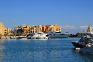 Vakantieparadijs El Gouna Egypte