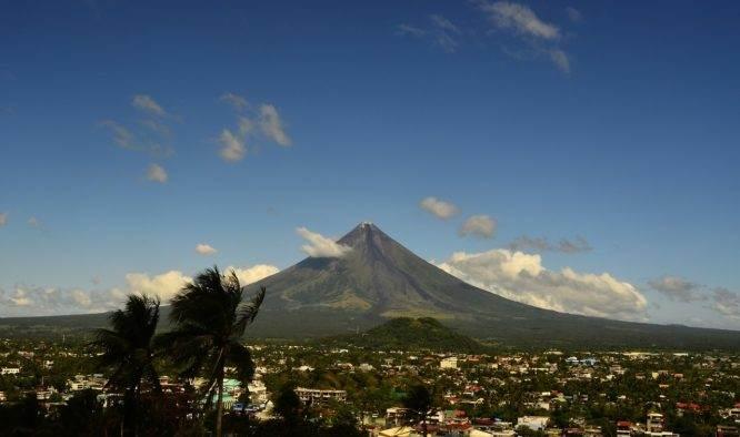 Vakantie Luzon Filipijnen