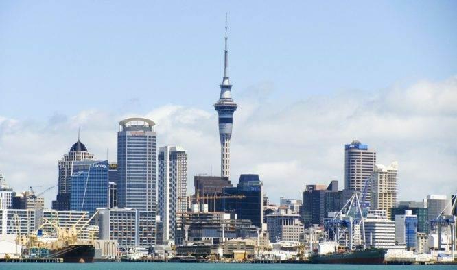 Vakantie Auckland Nieuw-Zeeland