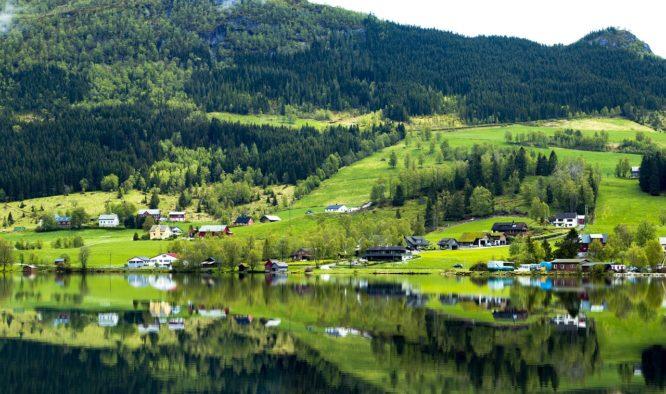 Vakantie Bergen in Noorwegen