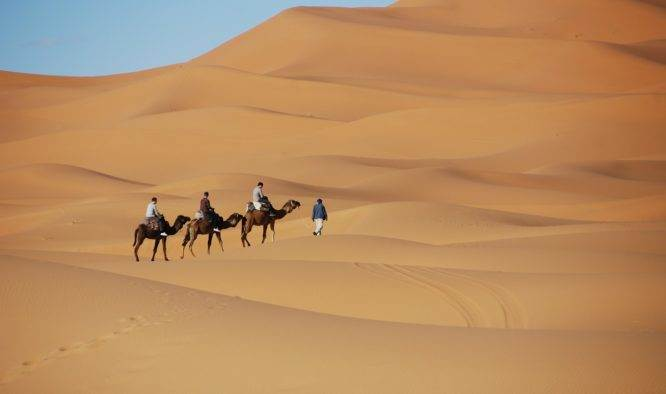 Groepsrondreis Marokko