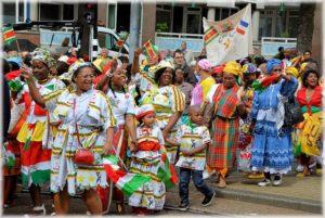 Beste reistijd Suriname
