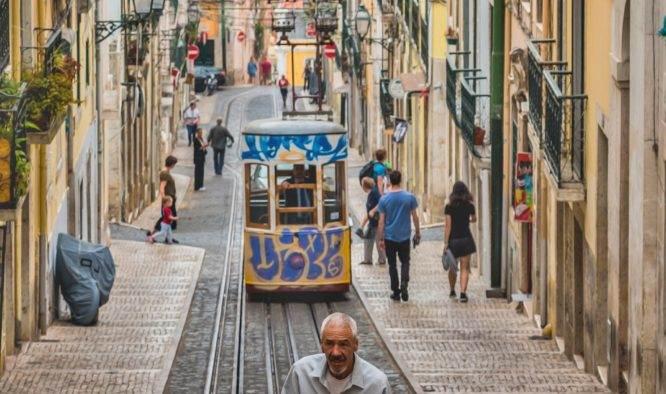 Uitgaansleven in Lissabon