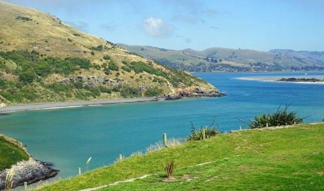 Het Zuidereiland Nieuw-Zeeland - Otago