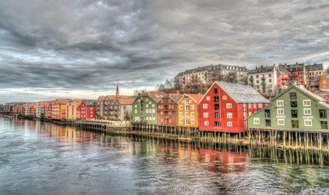 goedkope Rondreis Noorwegen