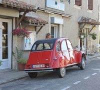 Met de auto op vakantie naar Frankrijk