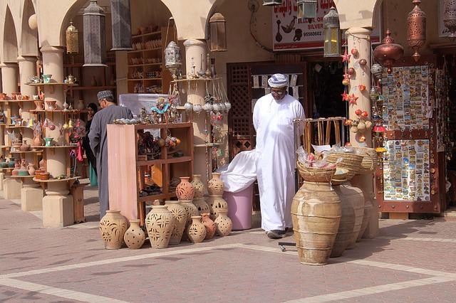 Stedentrip Midden-Oosten