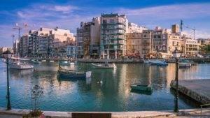 Stedentrip Sliema Malta
