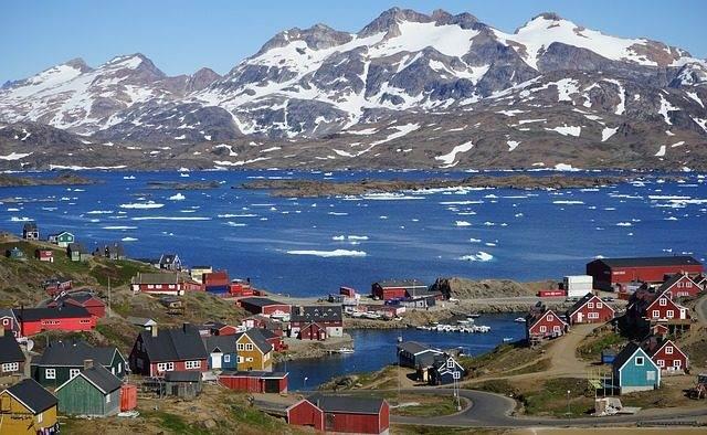 Goedkope Rondreis Groenland
