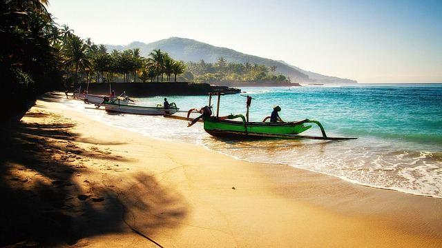 vijf mooie stranden van Bali