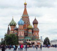 Bezienswaardigheden in Moskou