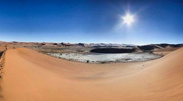 Woestijn rondreis namibie