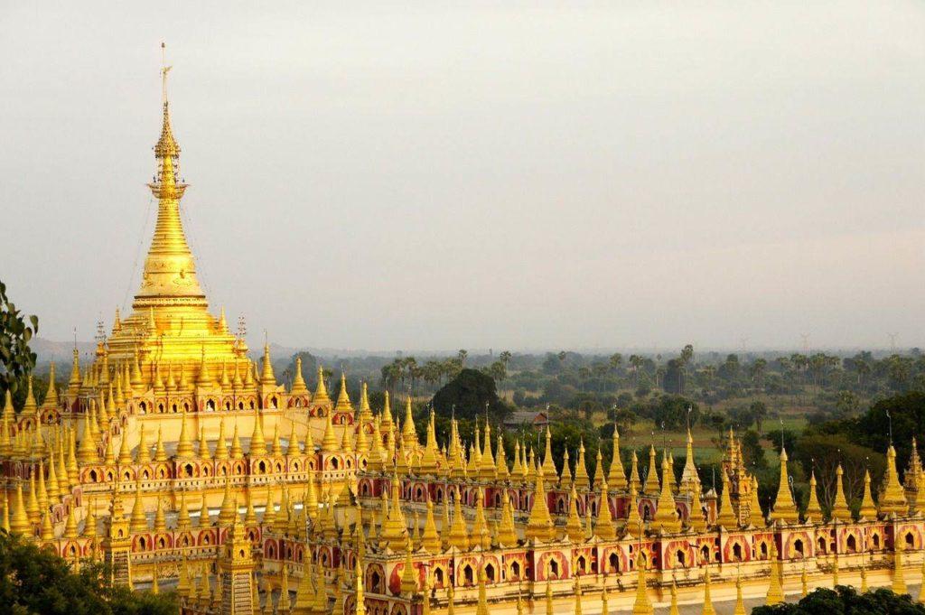 Rondreis Myanmar, Rangoon en Mandalay!