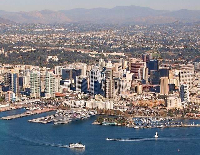 Stedentrip San Diego