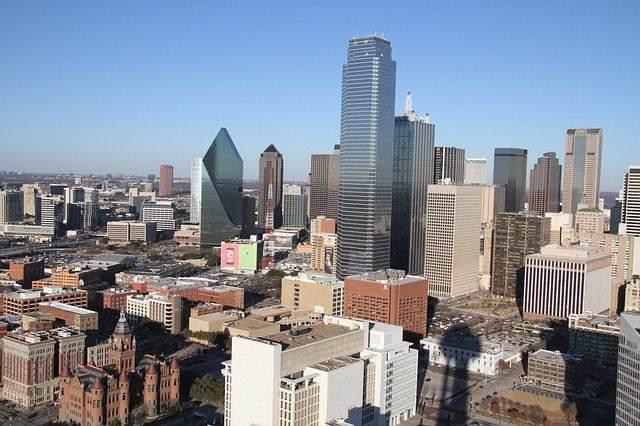 Stedentrip Dallas
