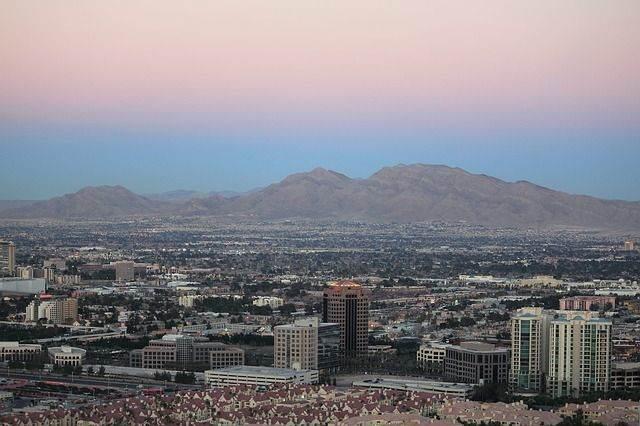 De gok hoofdstad van de wereld: Las Vegas