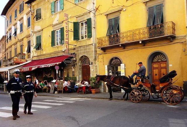 Pisa Toscane