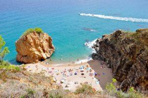 Weersverwachting in Spanje