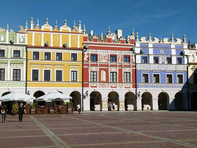 5 onmisbare Poolse steden