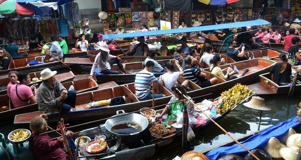 beste reistijd voor Thailand