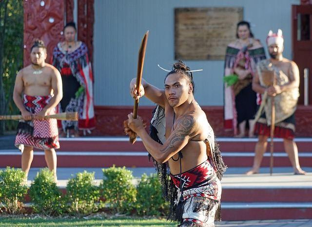 Culturele tocht door Nieuw Zeeland