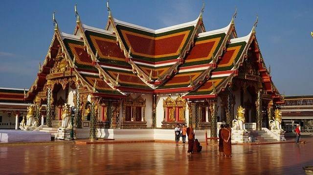 Feestdagen in Thailand
