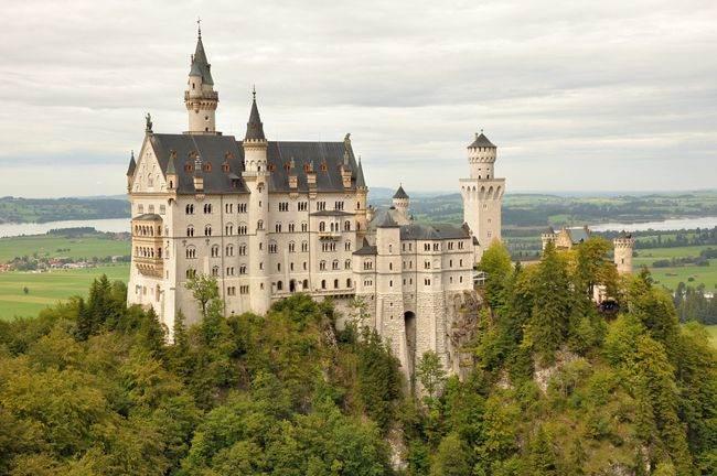 Neuschwanstein-kasteel