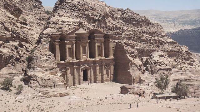 rondreis jordanië