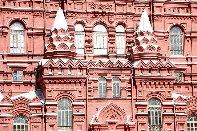 stedentrip moscou
