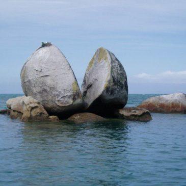 Natuur toppers in Nieuw Zeeland