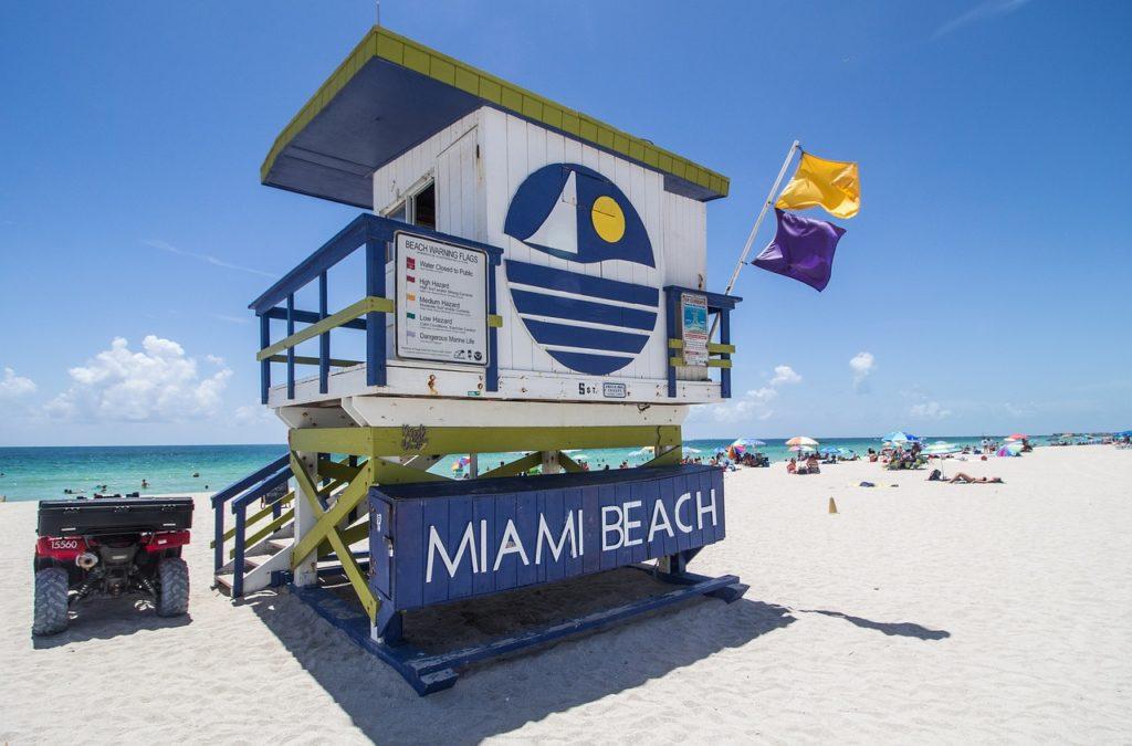 Stedentrip Miami