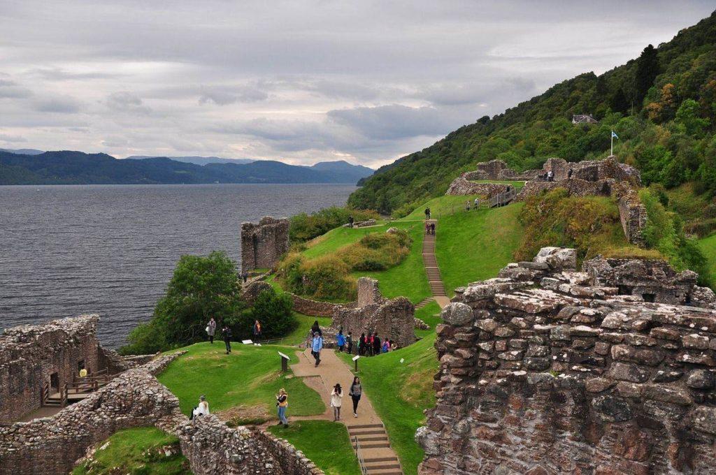 De Highlights van Schotland