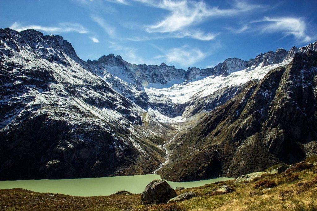 De mooiste gebieden van Zwitserland