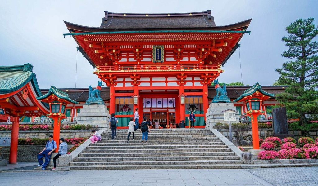 Stedentrip Kyoto