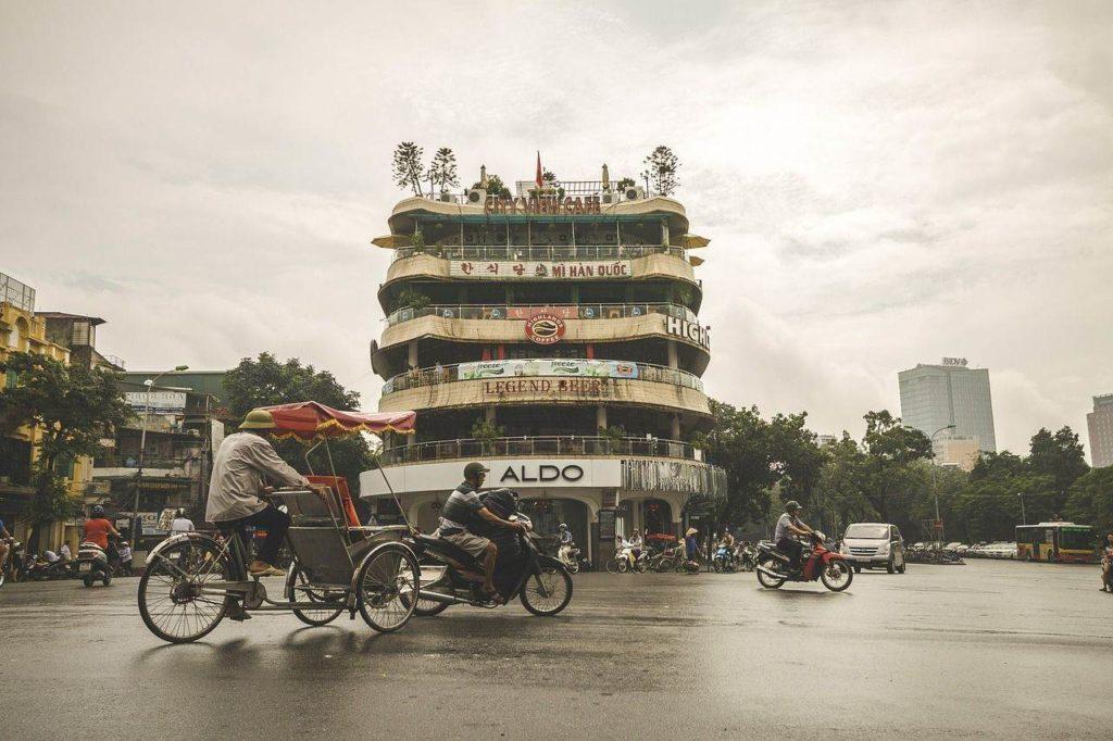 Bezienswaardigheden in Hanoi Vietnam