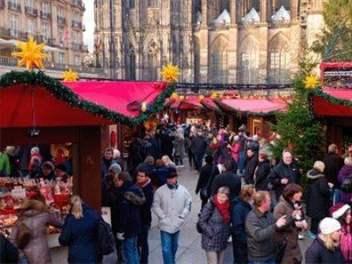 Kerstmarkt van Keulen