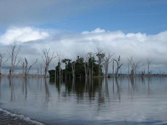 Brokopondomeer Suriname