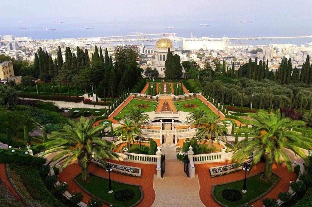 Stedentrip Haifa