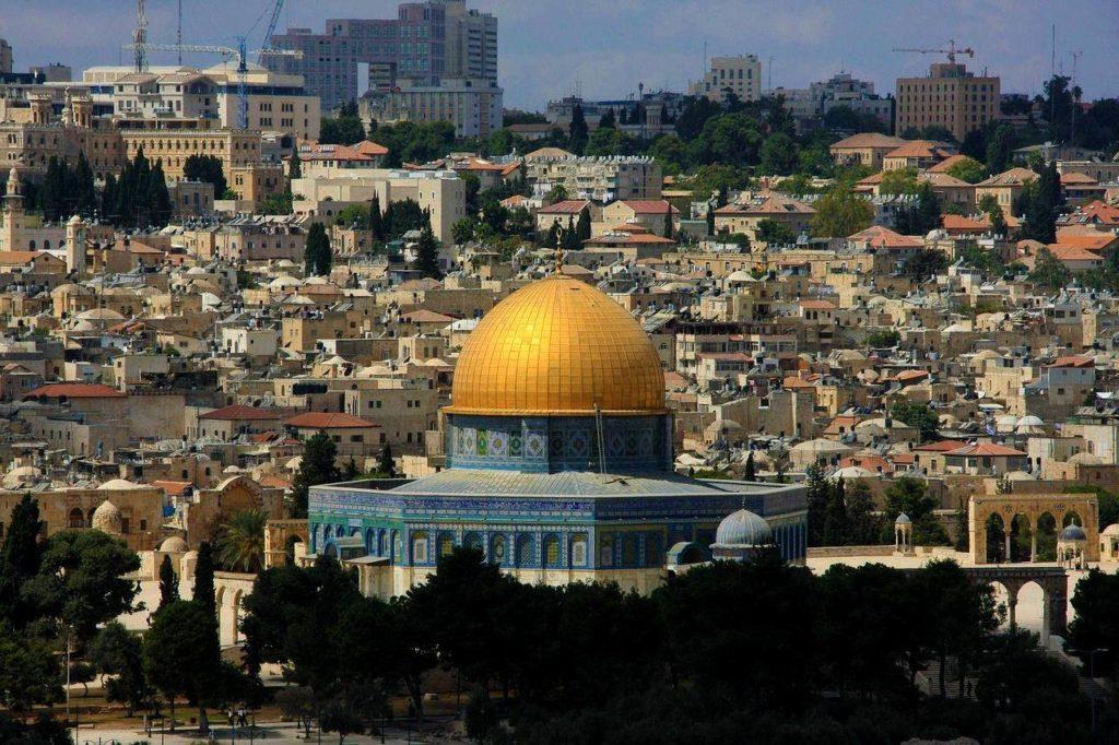 Stedentrip Jeruzalem